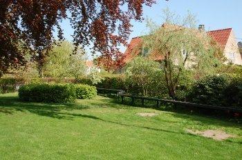 Hotel Krogen garden